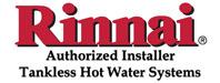 rinnai tankless water heater boulder